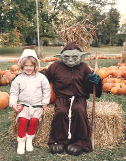 Et with Yoda